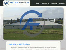 Tablet Preview of andola.ca